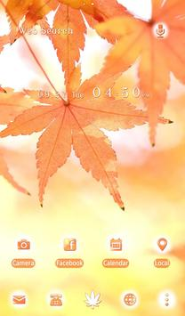 Fall Leaves Autumn Theme screenshot 4