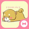 Dog Wallpaper Cute Mini-Shiba Theme