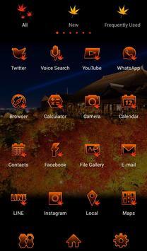 Kyoto in Autumn Free Theme screenshot 1