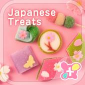 Cute Theme-Japanese Treats- icon