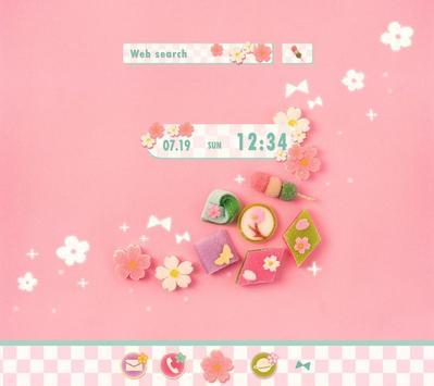 Cute Theme-Japanese Treats- poster