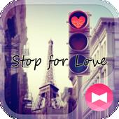 Paris Wallpaper-Stop for Love- icon