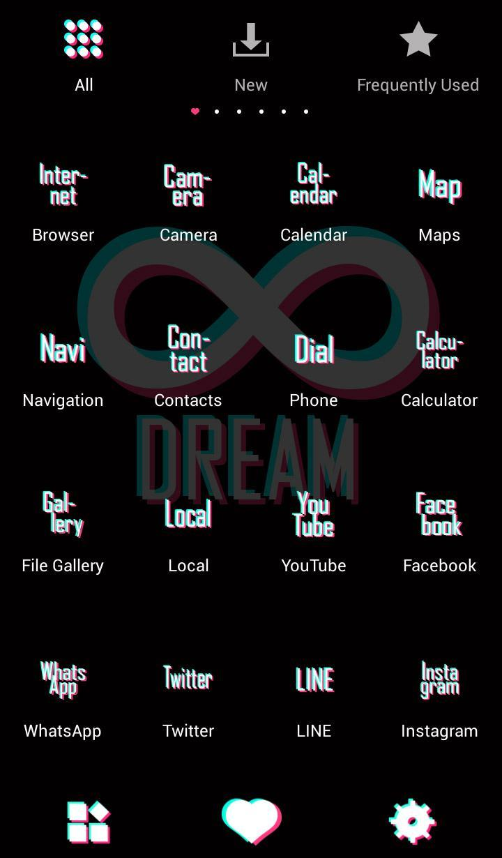 Cool Wallpaper Infinite Dream Theme For Android Apk Download