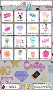 Cute Wallpaper Love Me apk screenshot