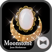 Moonstone - June Birthstone icon