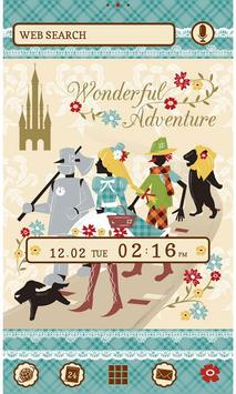 CuteTheme-Wonderful Adventure- poster