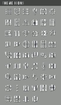 Metallic Star Wallpaper apk screenshot