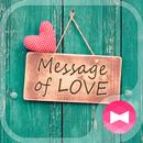 icon&wallpaper-Message of Love APK