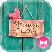 icon&wallpaper-Message of Love icon