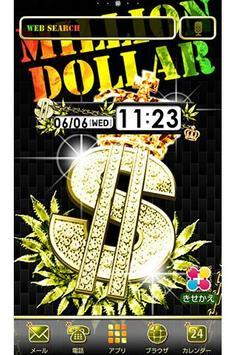 レゲエ壁紙テーマ Million Dollar poster