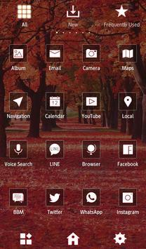 Autumn Trees screenshot 2