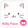 ★Temas gratuitos★Kitty Face icono