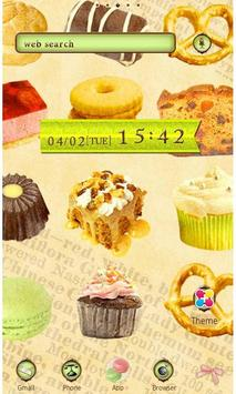 Cute Wallpaper Sweetie Treats poster