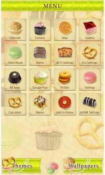 Cute Wallpaper Sweetie Treats apk screenshot