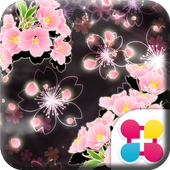 Cheery Blossom Mystic Theme icon