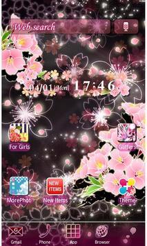 Cheery Blossom Mystic Theme poster