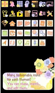 Flowers Theme-Colorful Flower- apk screenshot