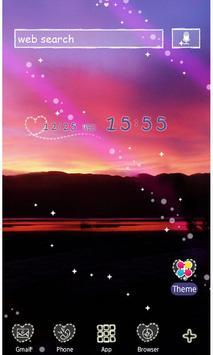 Sky Wallpaper Love Sunrise poster