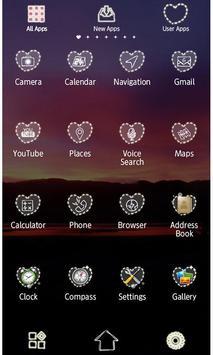 Sky Wallpaper Love Sunrise apk screenshot