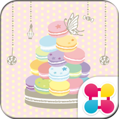 Cute Wallpaper Sweet Macaron icon