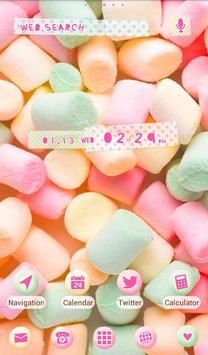 Wallpaper-Pastel Marshmallows- apk screenshot