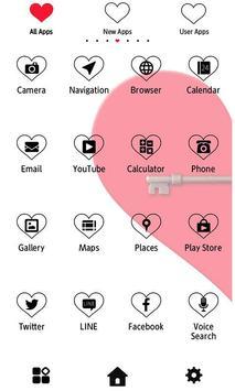 [Pair Wallpaper]Pair Heart apk screenshot