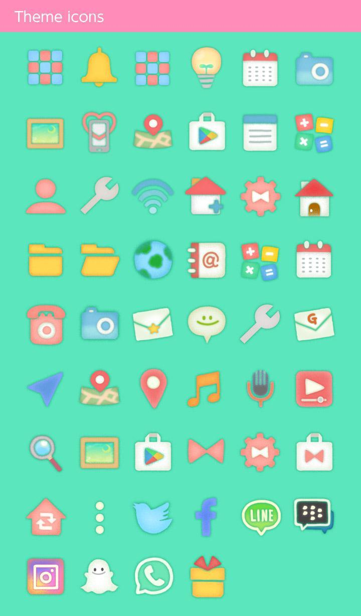 Wallpaper Tema Pastel Green Sky For Android Apk Download