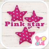 Pink Stars wallpaper icon