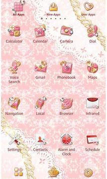 Regal Love Wallpaper Theme apk screenshot