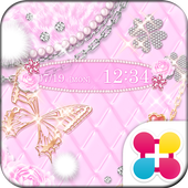 Royal Pink Wallpaper Theme icon
