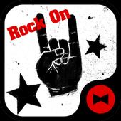 Rock On Wallpaper Theme icon