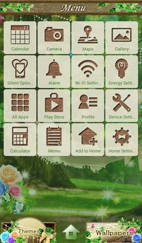 Cute Theme Rabbit's Nap screenshot 1