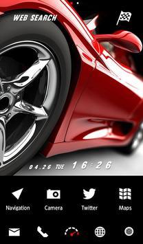Red Car Wallpaper apk screenshot