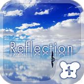 Reflection +HOME Theme icon