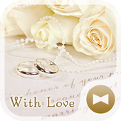 With Love +HOME Theme icon
