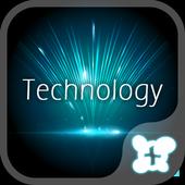 Technology +HOME Theme icon