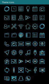 Technology +HOME Theme apk screenshot