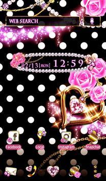 Wallpaper Glamorous Glitter apk screenshot