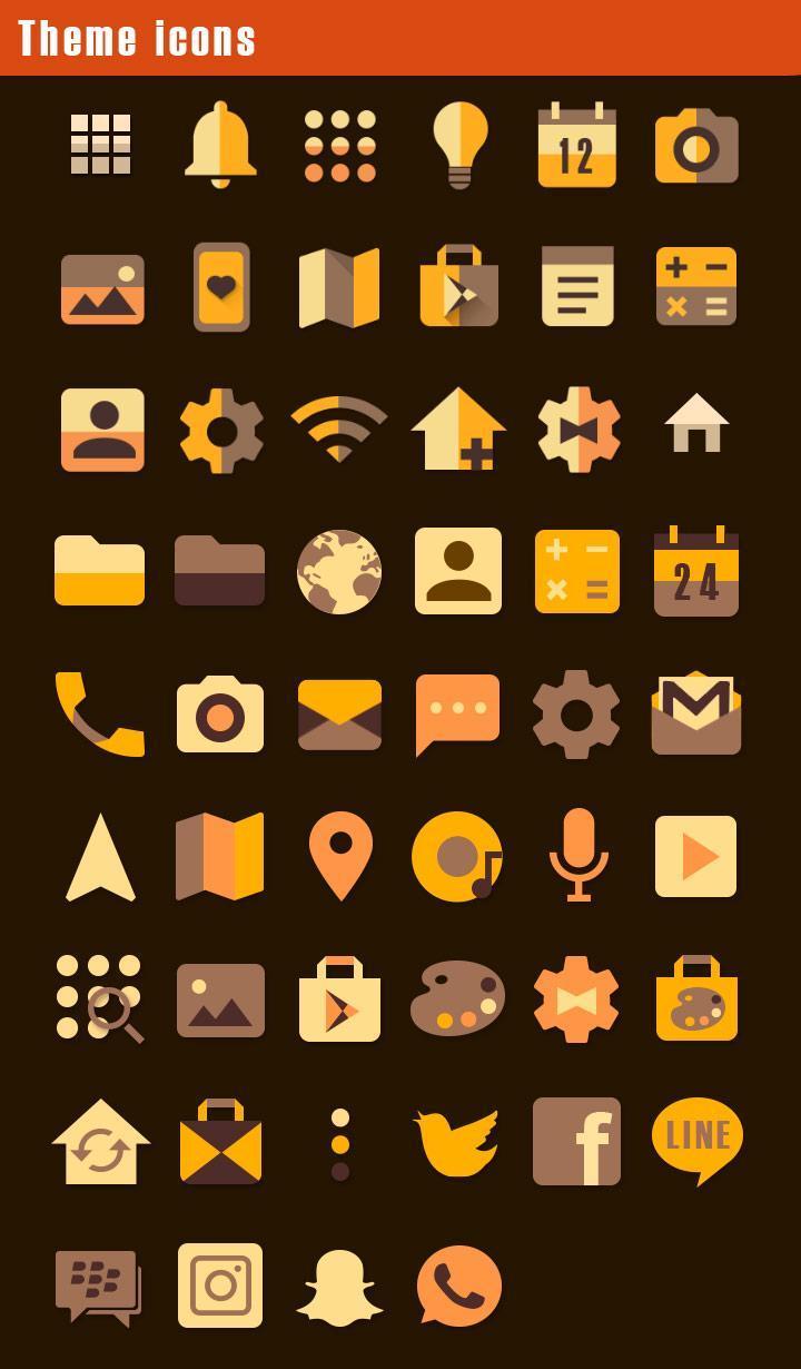 Polygon Tiger Wallpaper Theme poster