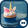 Cute Wallpaper Unicorn CupcakeTheme