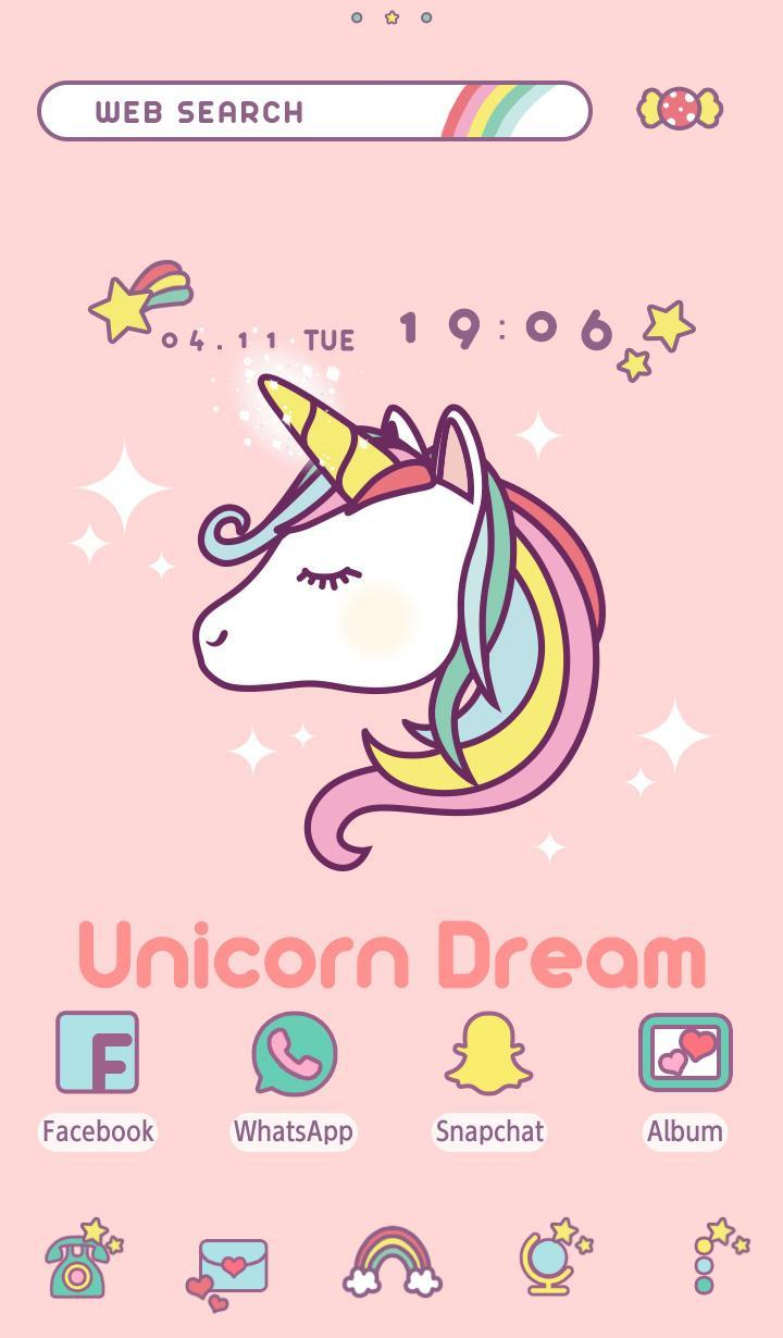 Wallpaper Unicorn Dream Theme For Android Apk Download