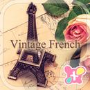 Wallpaper, ikon Vintage French APK
