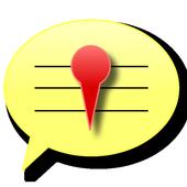 Mapマーカー icon