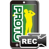ゴルフスイングチェッカーPROTO 動画送信専用 icon