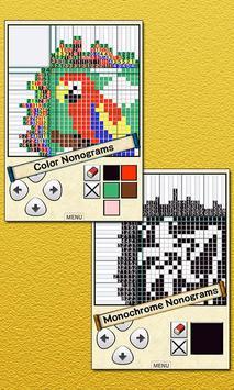 Sudoku&Nonogram Ukiyoe Collect screenshot 3