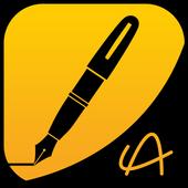 アルファポリス小説投稿 スマホで手軽に小説を投稿しよう! icon