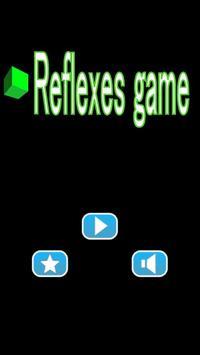 Reflex game apk screenshot