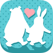 WITH - World's best date app! icon