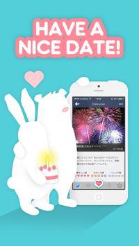 WITH - World's best date app! apk screenshot