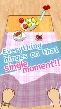 Pull a Tablecloth!! apk screenshot